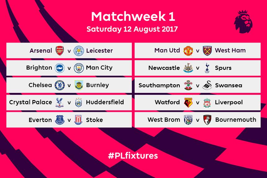 Matchweek 1