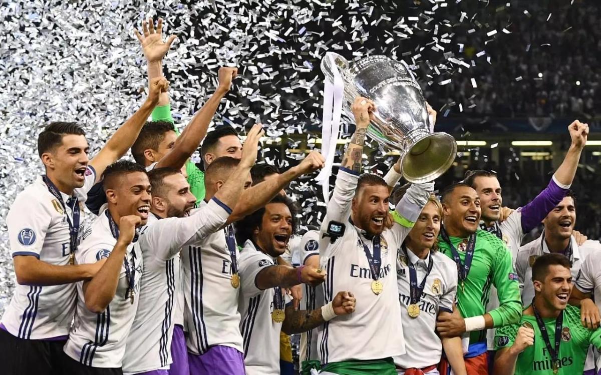 Champions League Begins