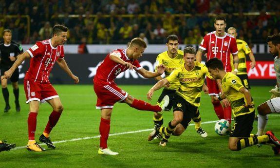 Borussia Dortmund vs FC Bayern Munich - DFL-Supercup Final